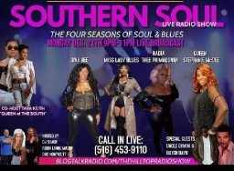 THE FOUR SEASONS OF SOULS AND BLUES